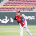 【カープ情報】中村恭が1軍合流「自分の投球ができれば」阪神戦先発へ(20180410)
