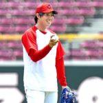 【カープ情報】野村の出身地・岡山も甚大な被害を受けた「プロ野球選手として一生懸命頑張りたい」(20180720)