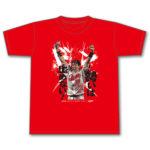【カープグッズ】「野間サヨナラヒットTシャツ」発売へ[数量限定][抽選商品] 6/2 12時~13時まで受付(20190601)