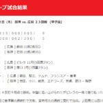 """<span class=""""title"""">【カープ試合結果】2020年10月22日[阪神5-9広島]</span>"""